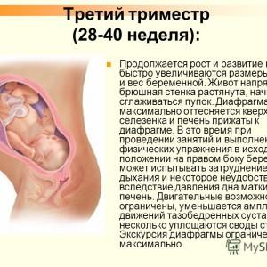 как лечить молочницу на 3 триместре