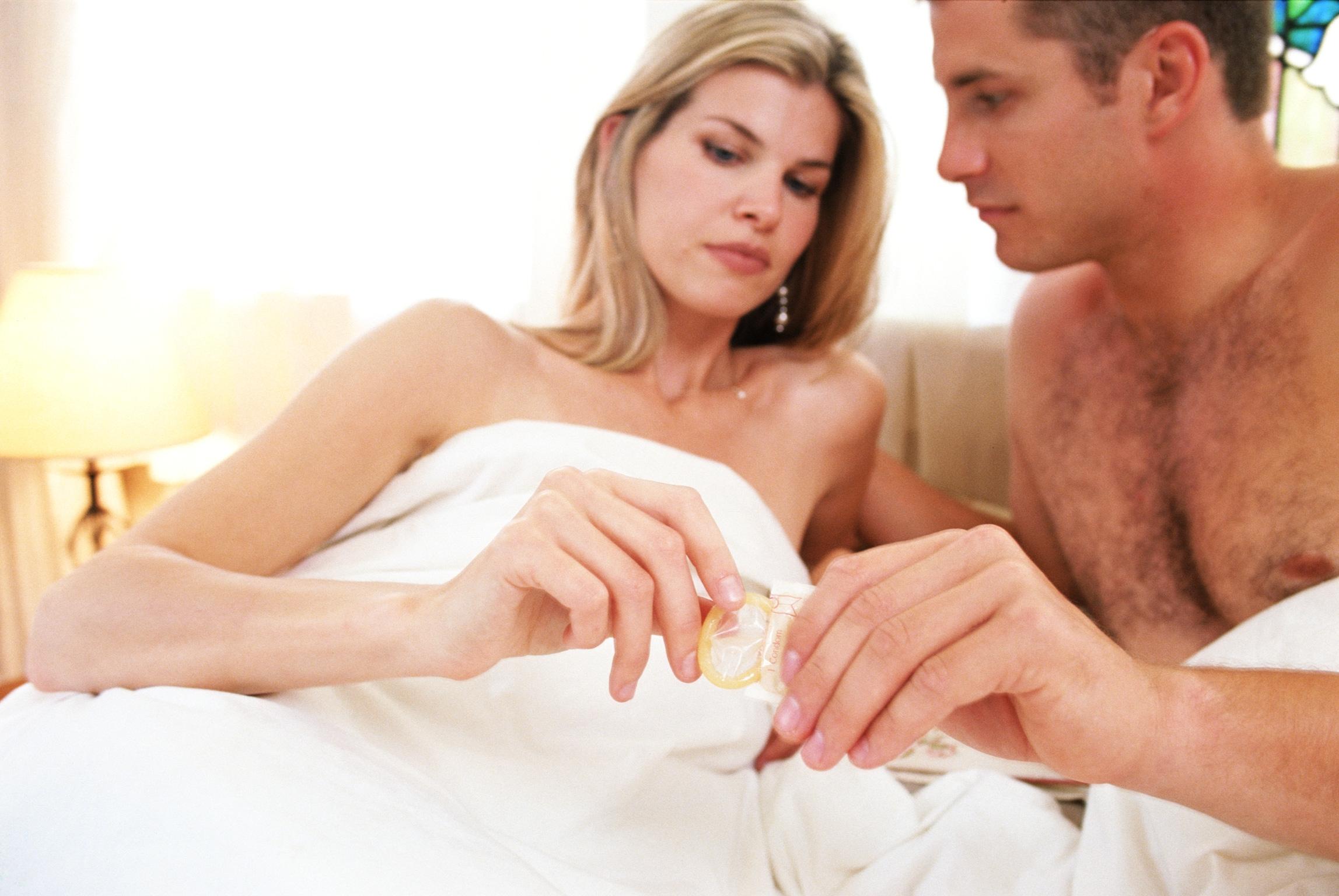Половой партнер, молочница, осторожно
