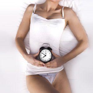 задержка менструации